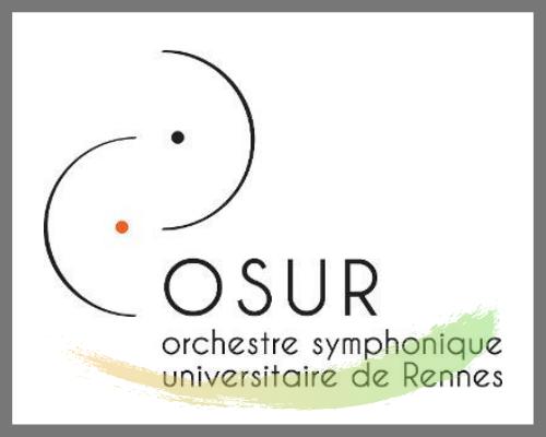 Orchestre Symphonique Universitaire de Rennes – OSUR
